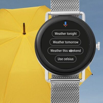 Google Asystent Wear OS