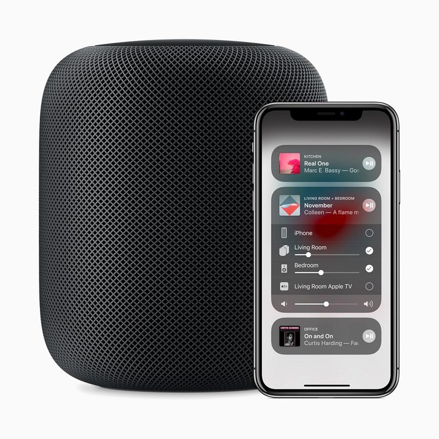 HomePod AirPlay 2 multi-room