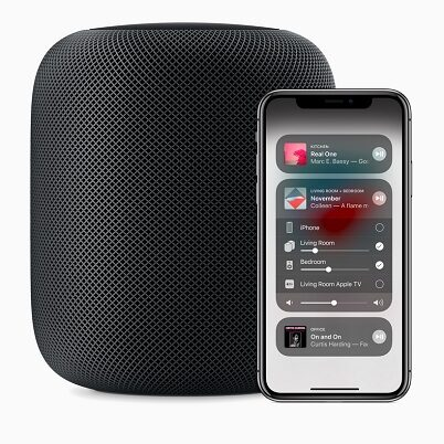 HomePod AirPlay 2 multi-room