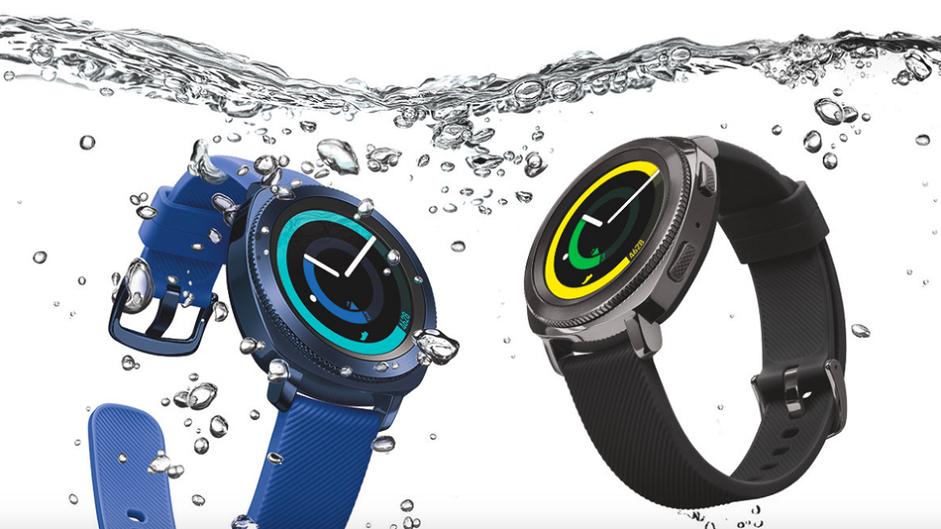Samsung Gear Sport swim