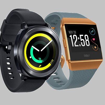 Samsung Gear Sport vs Fitbit Ionic