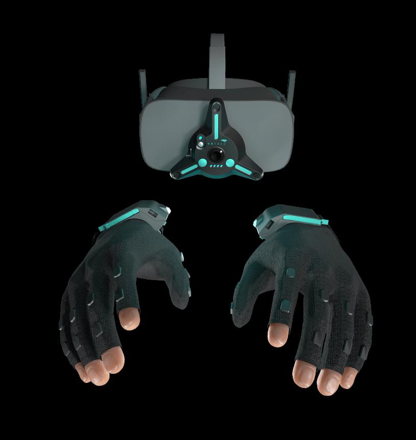 VRfree Gloves Sensoryx