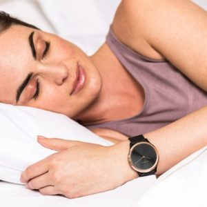 Garmin Advanced Sleep Monitoring