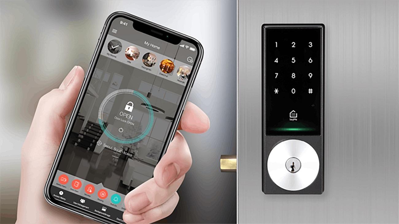 KeyWe Smart Lock - smart zamek