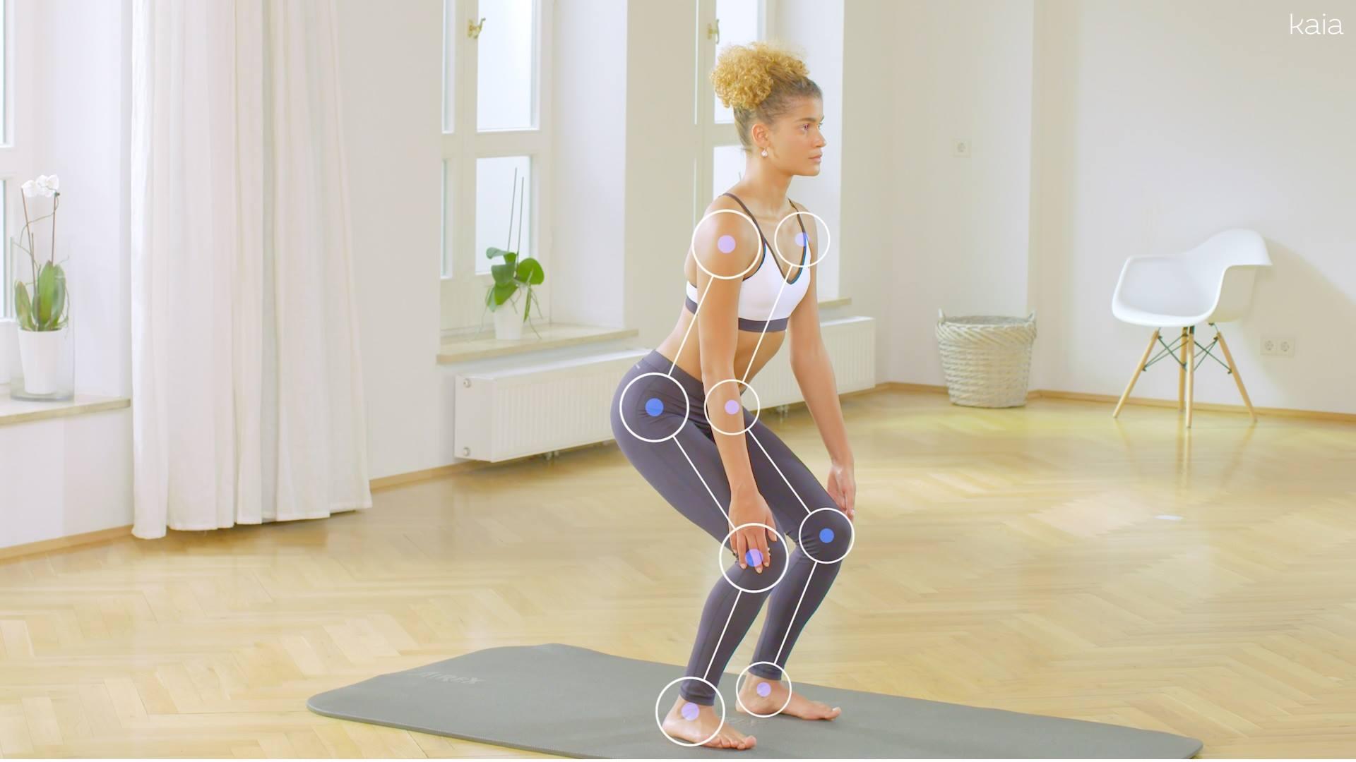 Perfect Squat Challenge