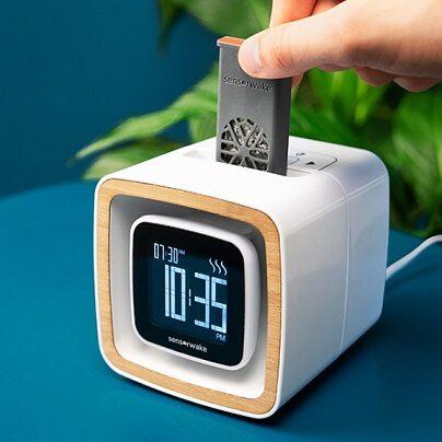 SensorWake Trio smart budzik