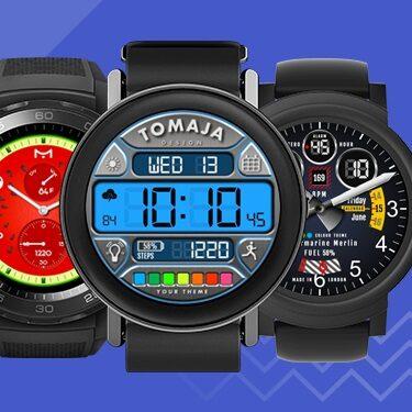 facer interactive watch faces
