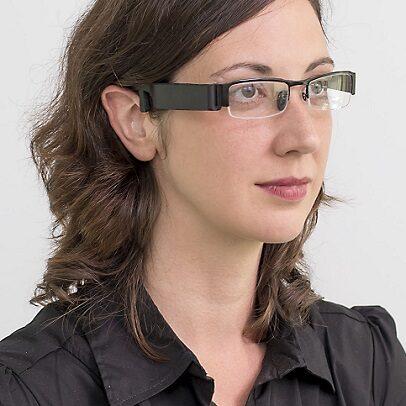 Microsoft Research Okulary ciśnieniomierz