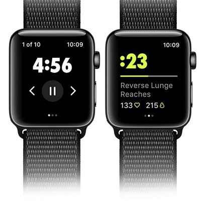 Nike Training Club Apple Watch