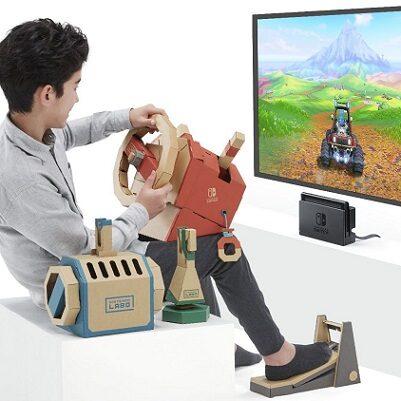 Nintendo Labo Toy-Con 3 Vehicle Kit
