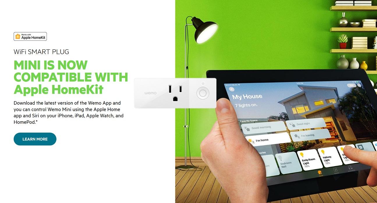 Wemo Mini Smart Plug Z Homekit Bez Mostka I Chipa