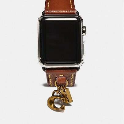Coach Apple Watch with Charms 2018