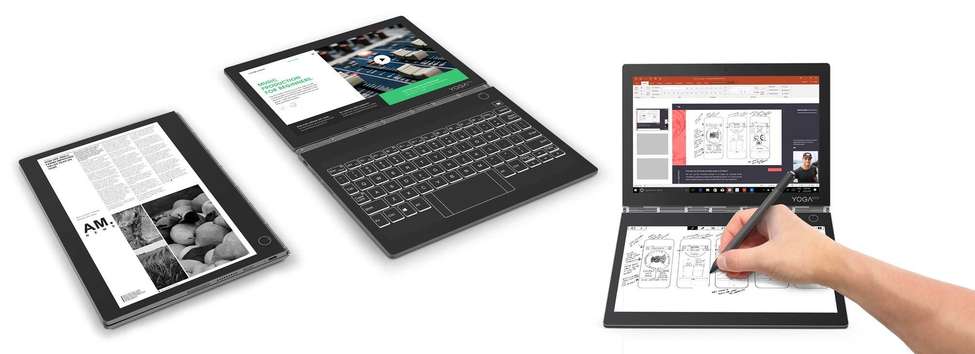 Lenovo Yoga Book C930 (2)