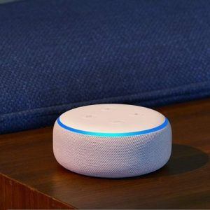 Amazon Echo Dot 3 (2018)