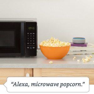 AmazonBasics Microwave Kitchen