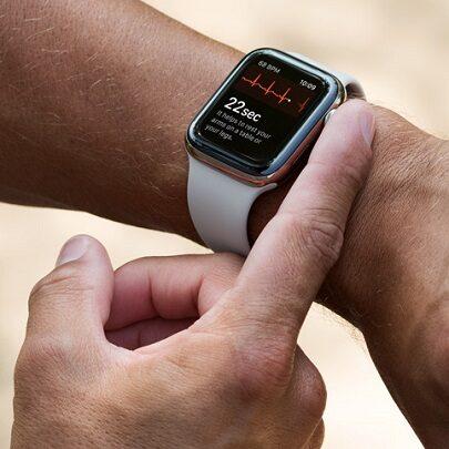 Jak działa EKG w Apple Watch Series 4