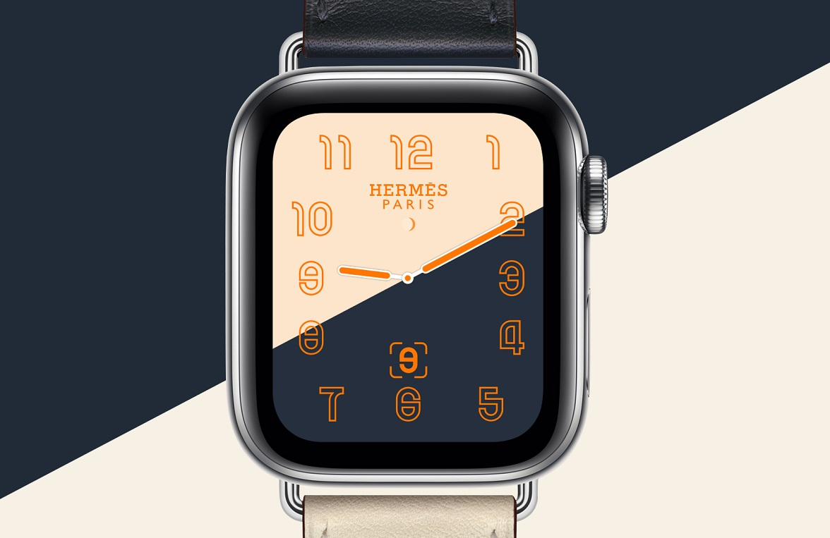 Apple Watch Series 4 Hermes