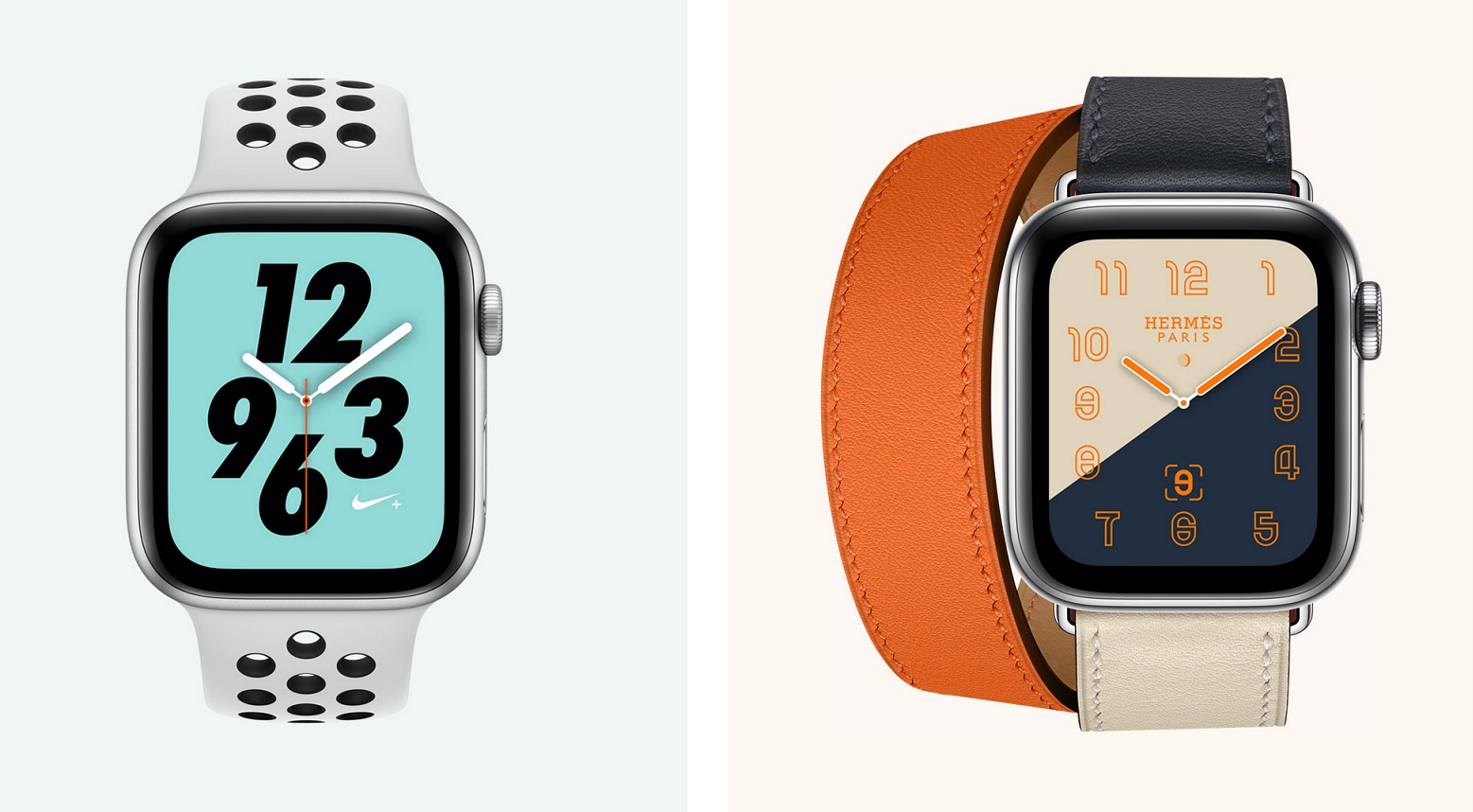 Apple Watch Series 4 Nike i Hermes
