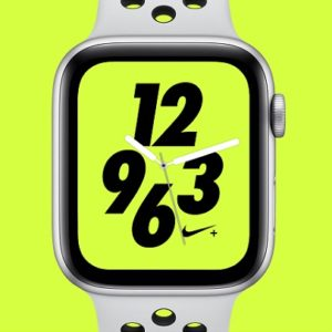 Apple Watch Series 4 Nike+