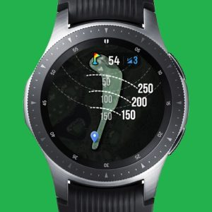 Galax Watch Golf Edtion