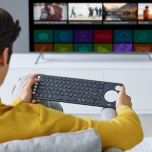 Logitech K600 TV