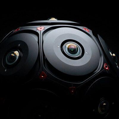 Manifold 360 camera RED Facebook
