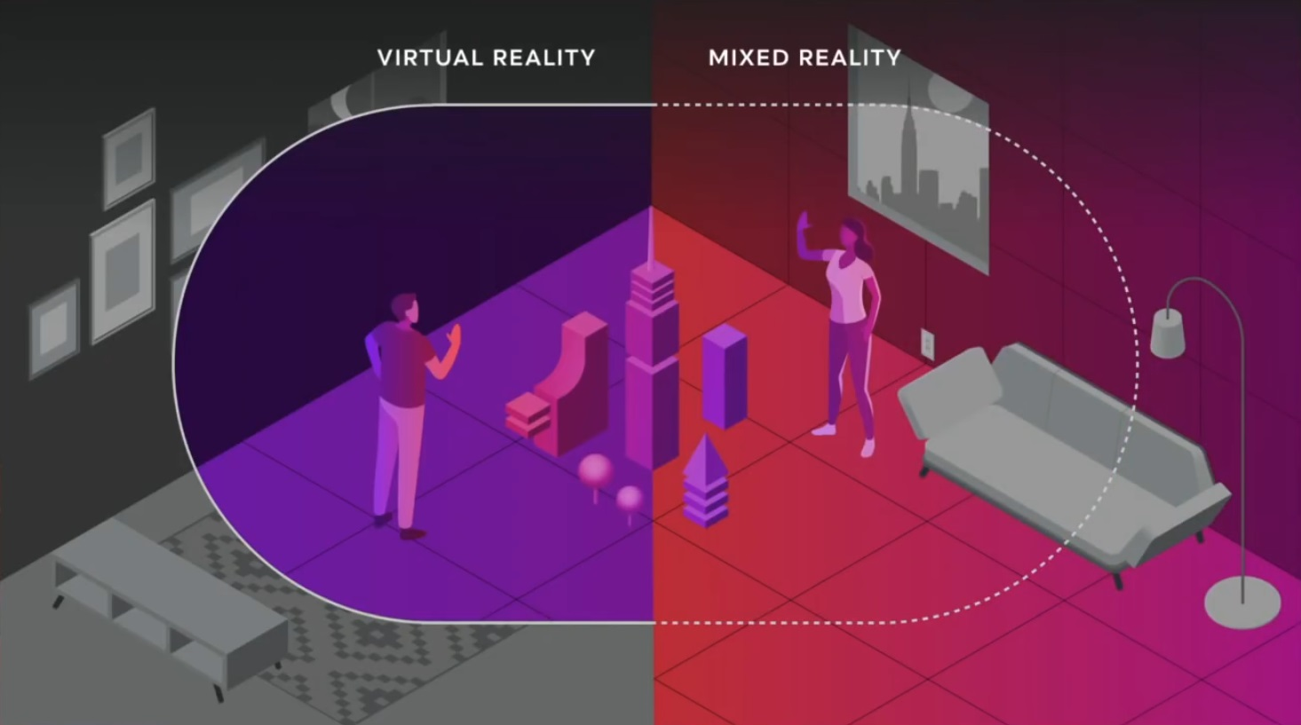 Oculus Mixed Reality