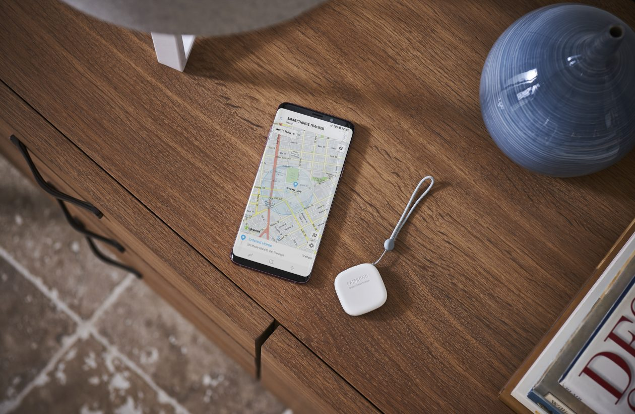 Samsung SmartThings Tracker LTE-M