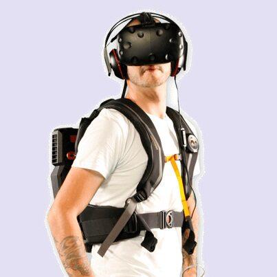 Woojer ryg kamizelka haptyczna VR