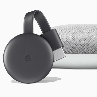 Chromecast 2018