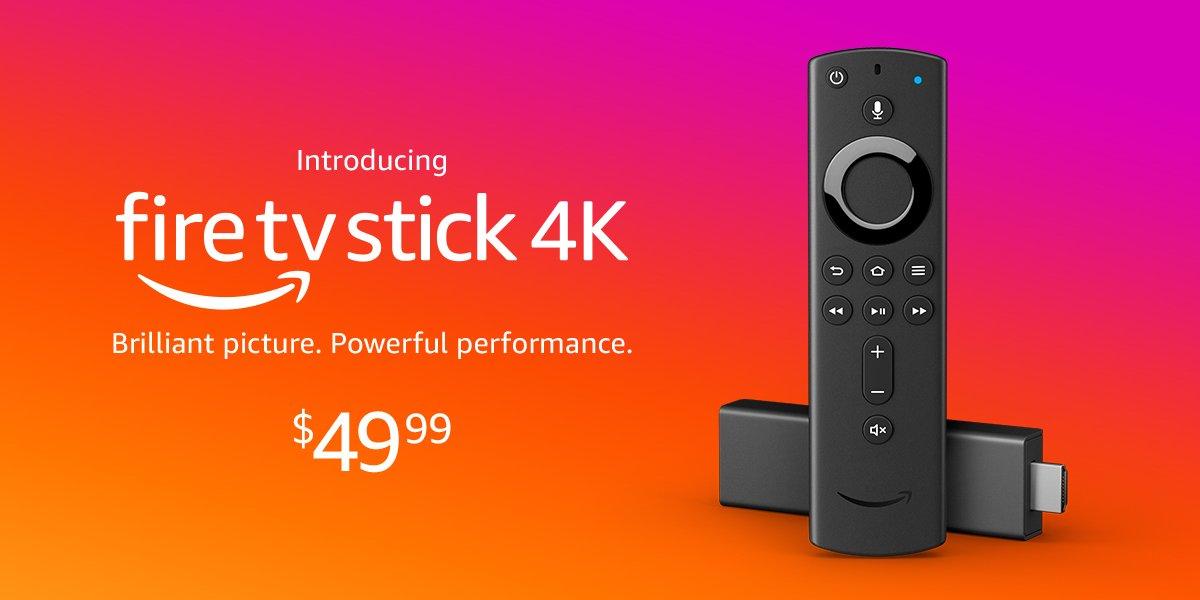 Amazon Fire Tv Stick Strom