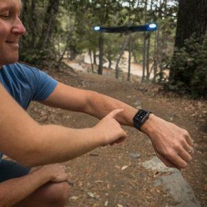 Skydio R1 Apple Watch