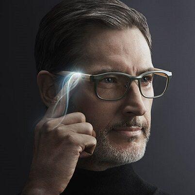 TouchFocus okulary adaptacyjne elektronicznie