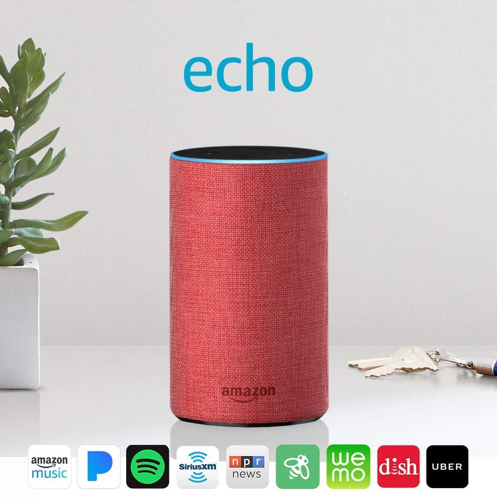 Amazon Echo 2 Product RED
