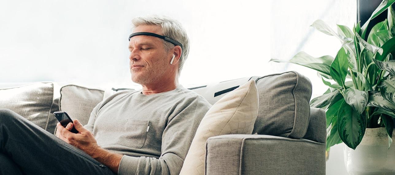 Muse 2 medytacja wearable