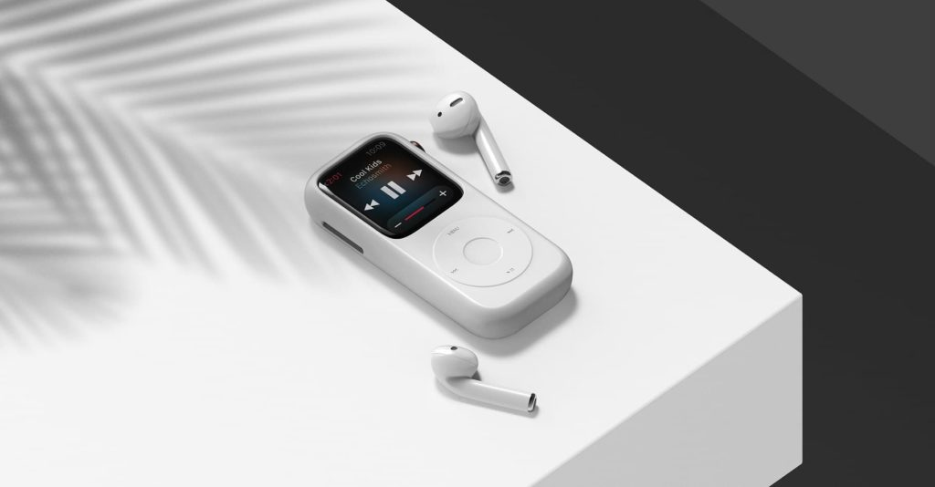 PodCase Apple Watch iPod