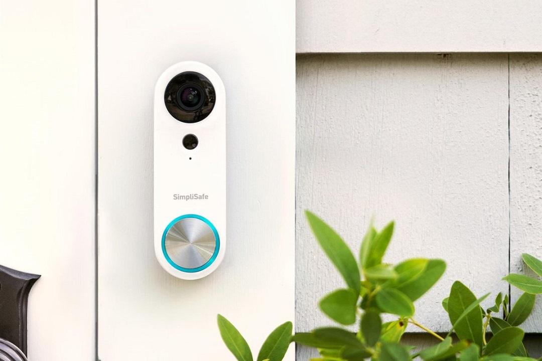 SimpliSafe Video Doorbell Pro