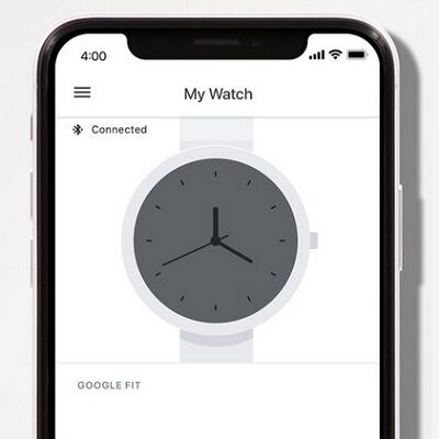 Wear OS iPhone
