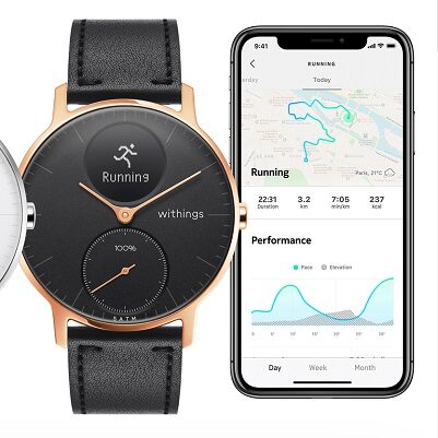 Update Withings Steel HR OS2