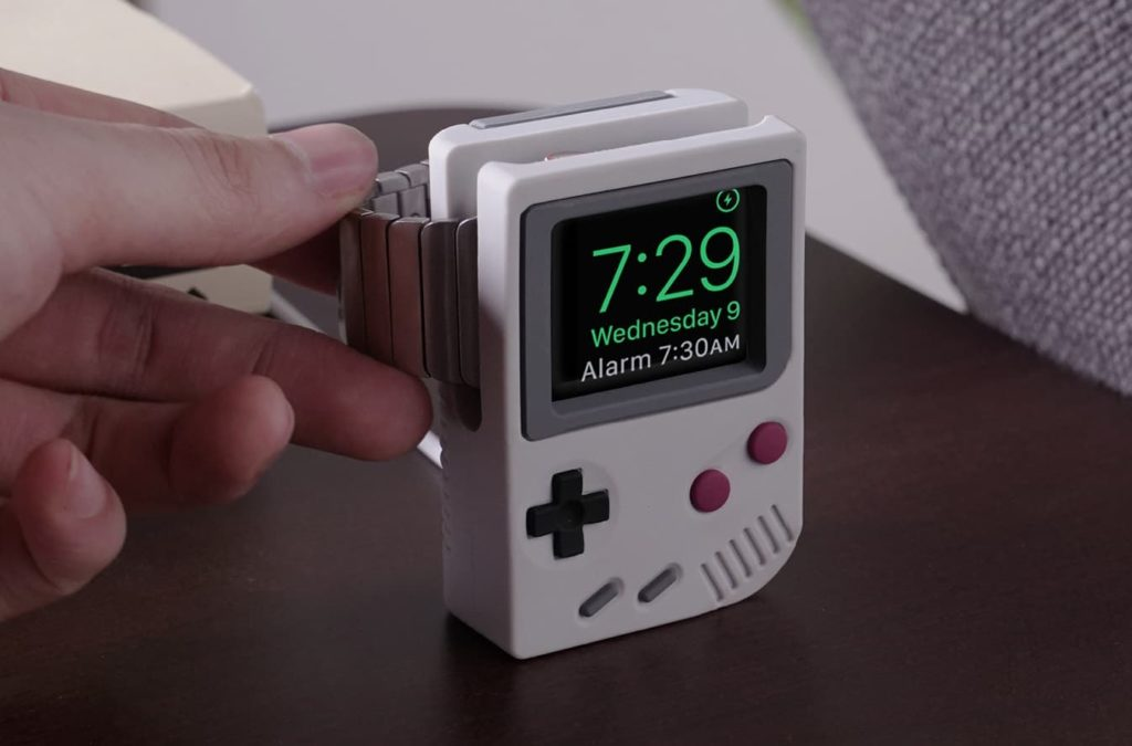 Apple Watch Elago W5 Game Boy