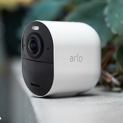 monitoring Arlo Ultra 4K