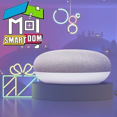 Google Home Mini Christmass