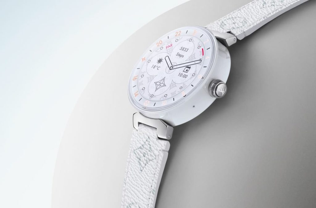 Louis Vuitton Tambour Horizon 2019