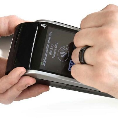 McLear NFC ring