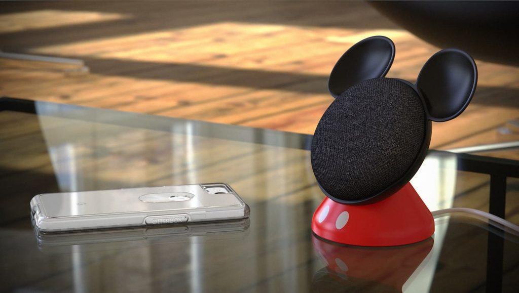 Mickey Mouse Den Series Google Home
