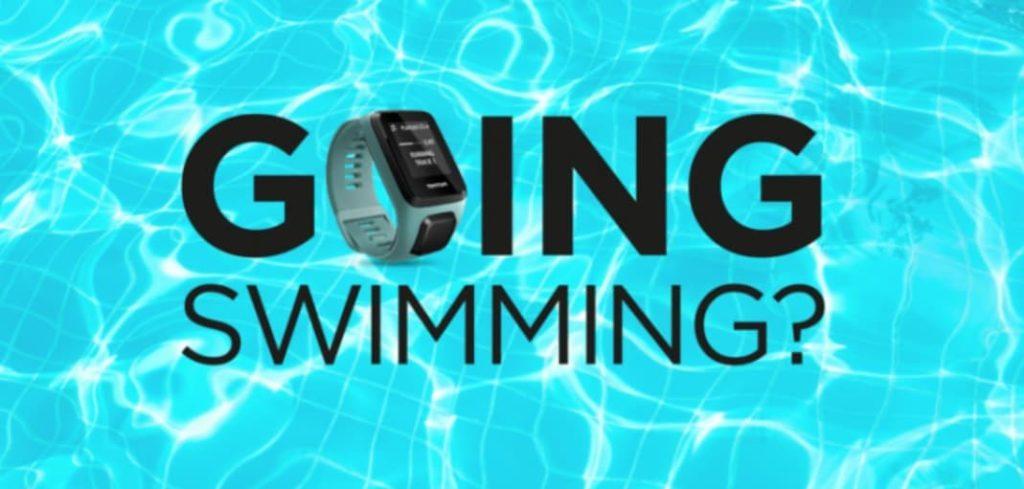 TomTom Spark 3 pływanie