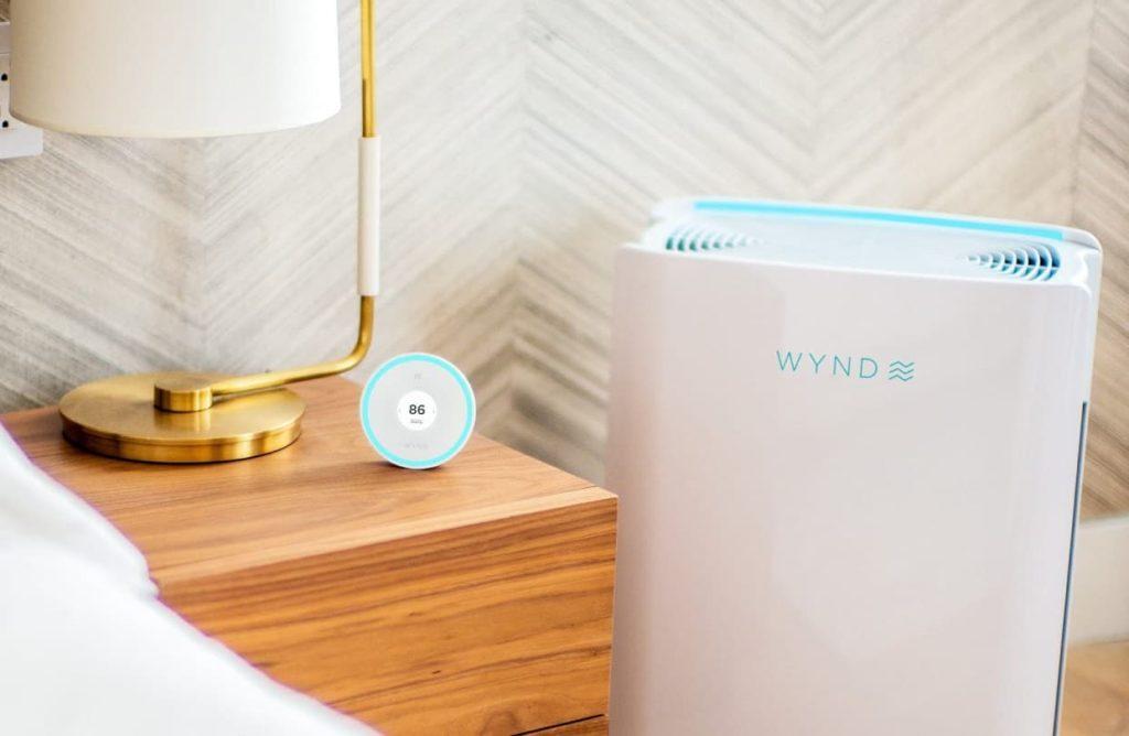Wynd Halo Home Purifier