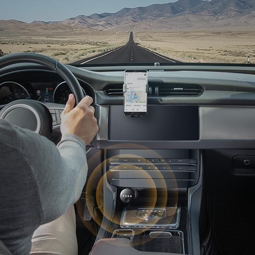 Anker Roav Bolt Asystent Google w samochodzie