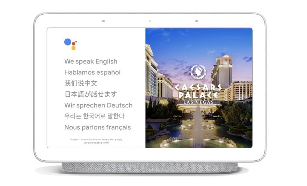 Asystent Google tłumaczem w czasie rzeczywistym