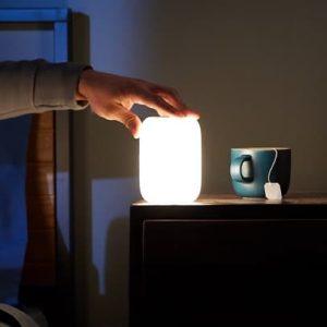Casper Glow smart lampka do zasypiania i budzenia